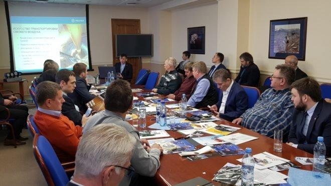 Совещание руководителей горно-добывающих компаний Мурманской области с руководителями норвежских компаний