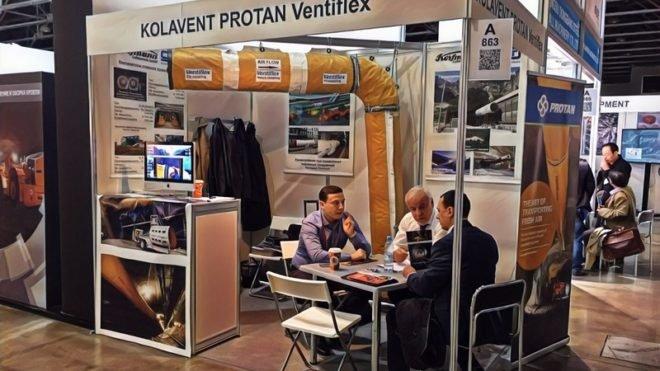 Наша компания приняла участие в 22-й Международной выставке MiningWorld Russia